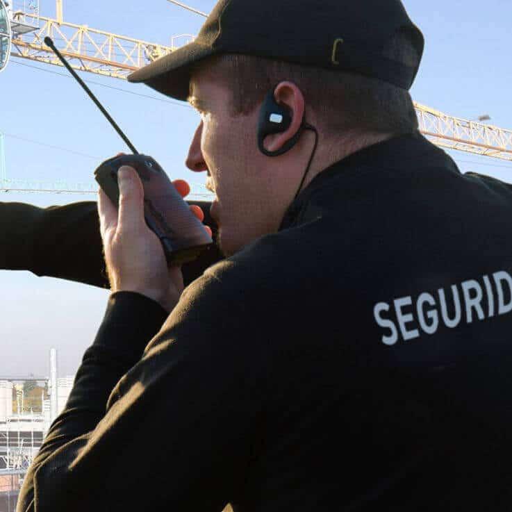 Imagen representativa de Seguro para Guardias