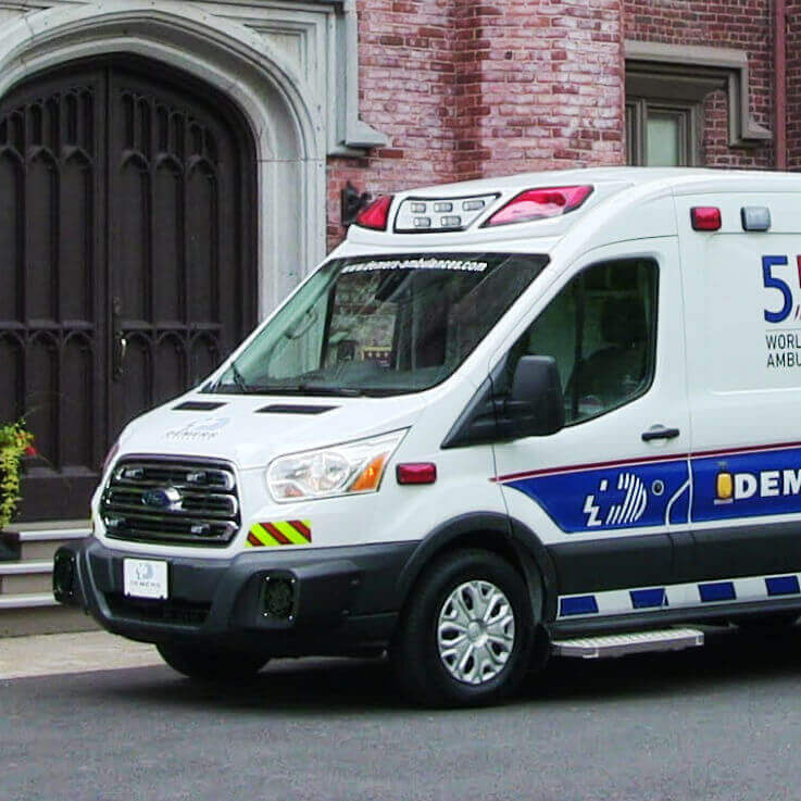 Imagen representativa de SOAP Seguro Obligatorio para Ambulancia