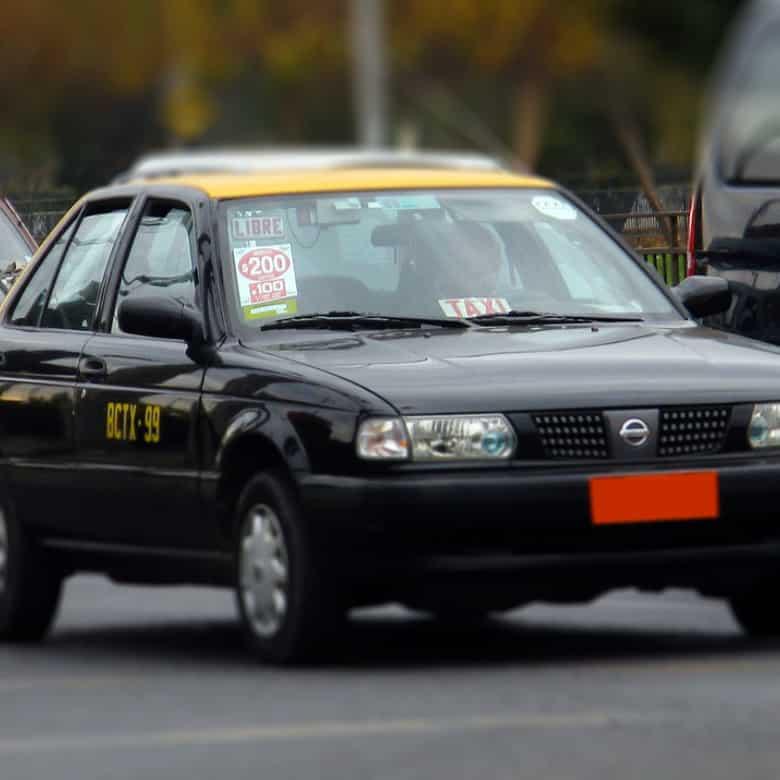 Imagen representativa de SOAP Seguro Obligatorio para Taxi.